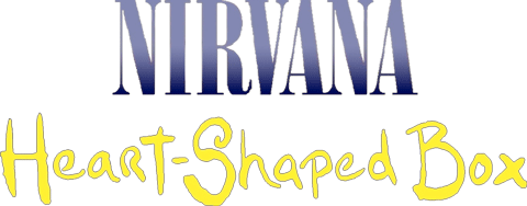 Nirvana transparent meaning. Symbolism in heart shaped