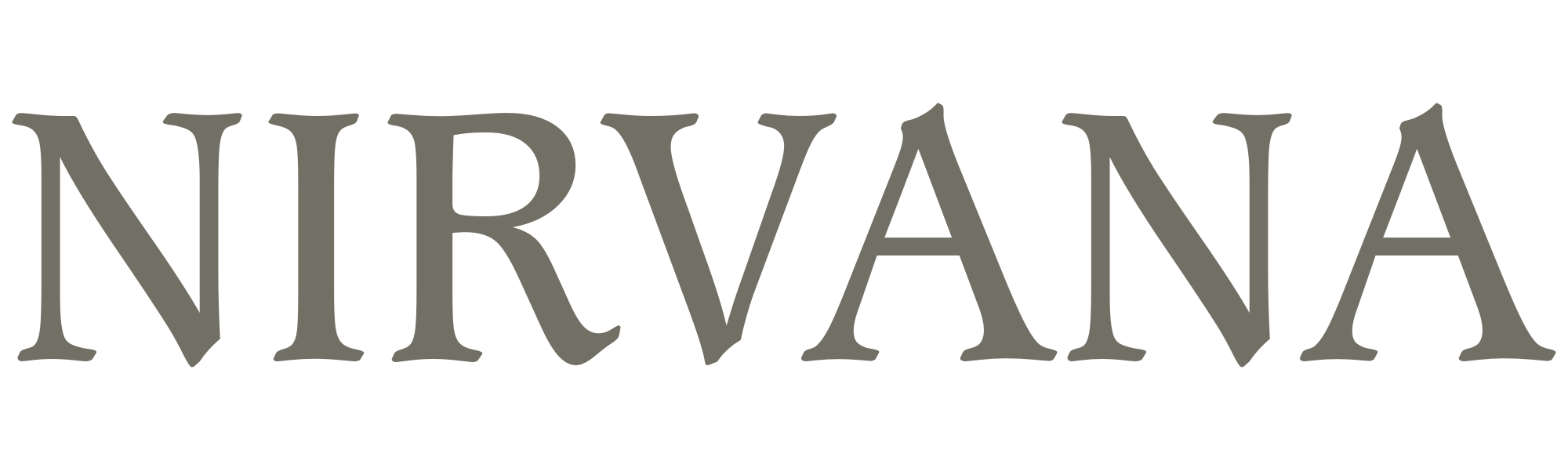 Nirvana transparent meaning. Name s of