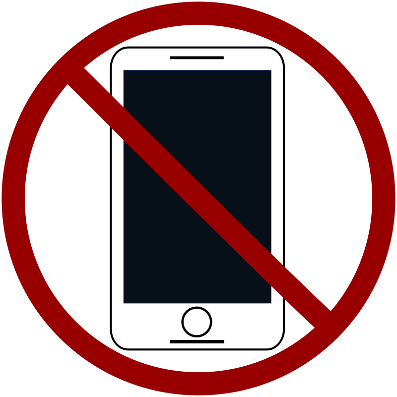 No phone png. Clipart cell phones free