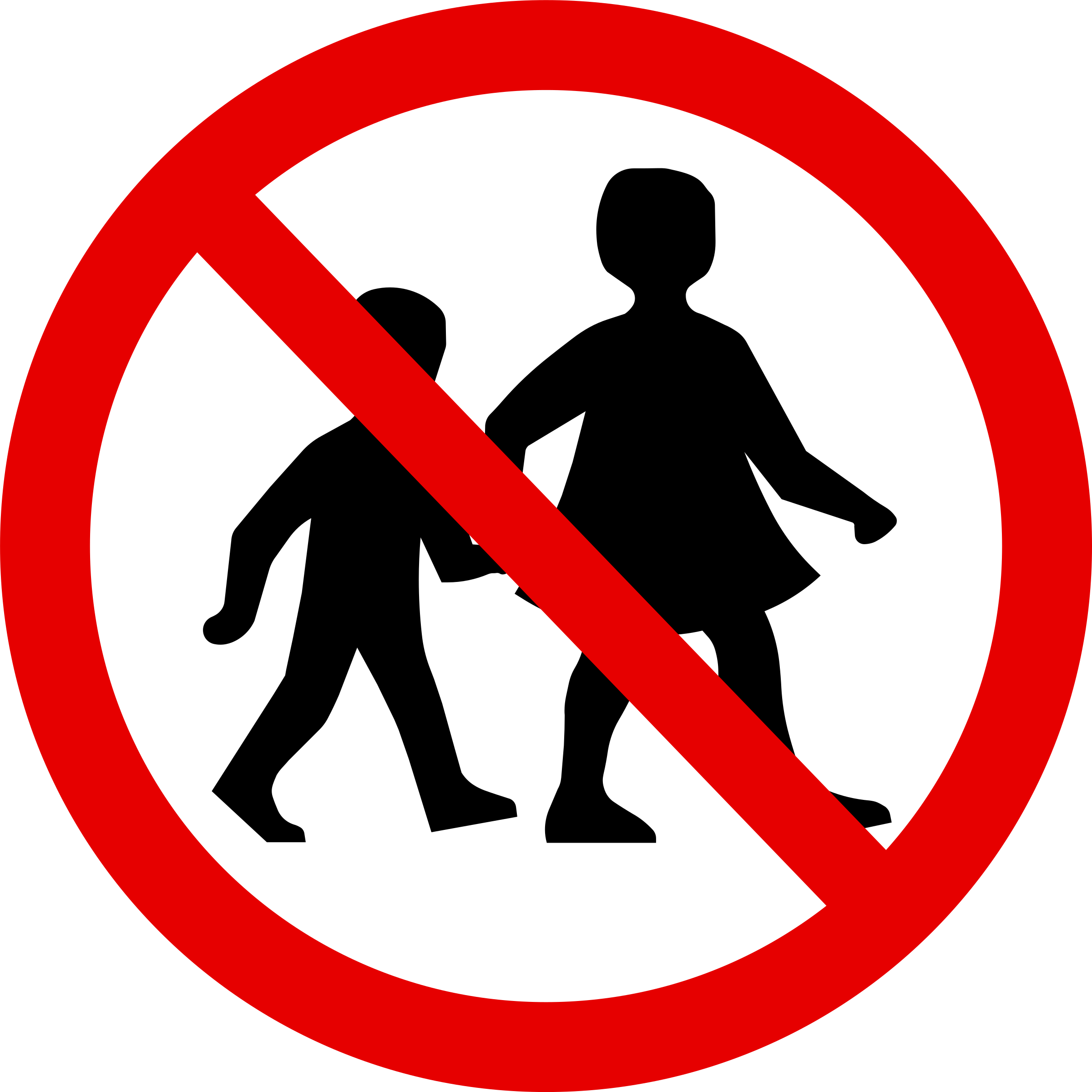 No children png. Sign icons free and