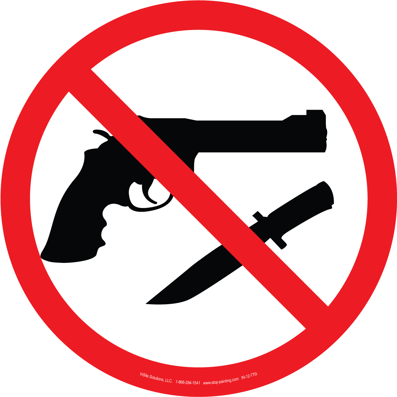 No clipart 20clipart. Weapons allowed panda free
