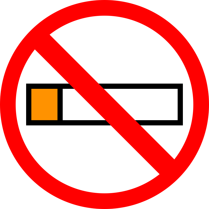 No clipart 20clipart. Nicotine clip art library