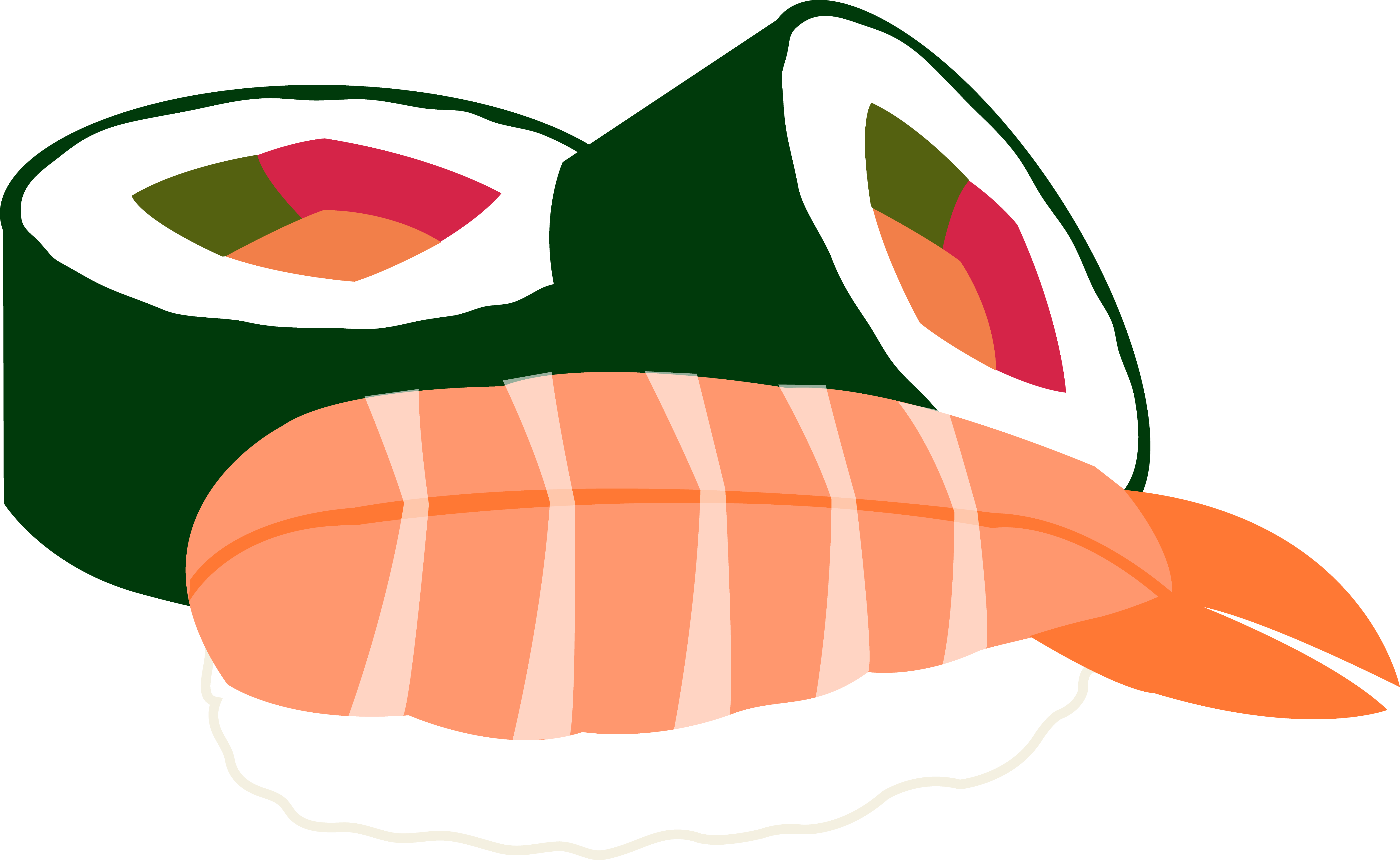 salmon clipart salmon food