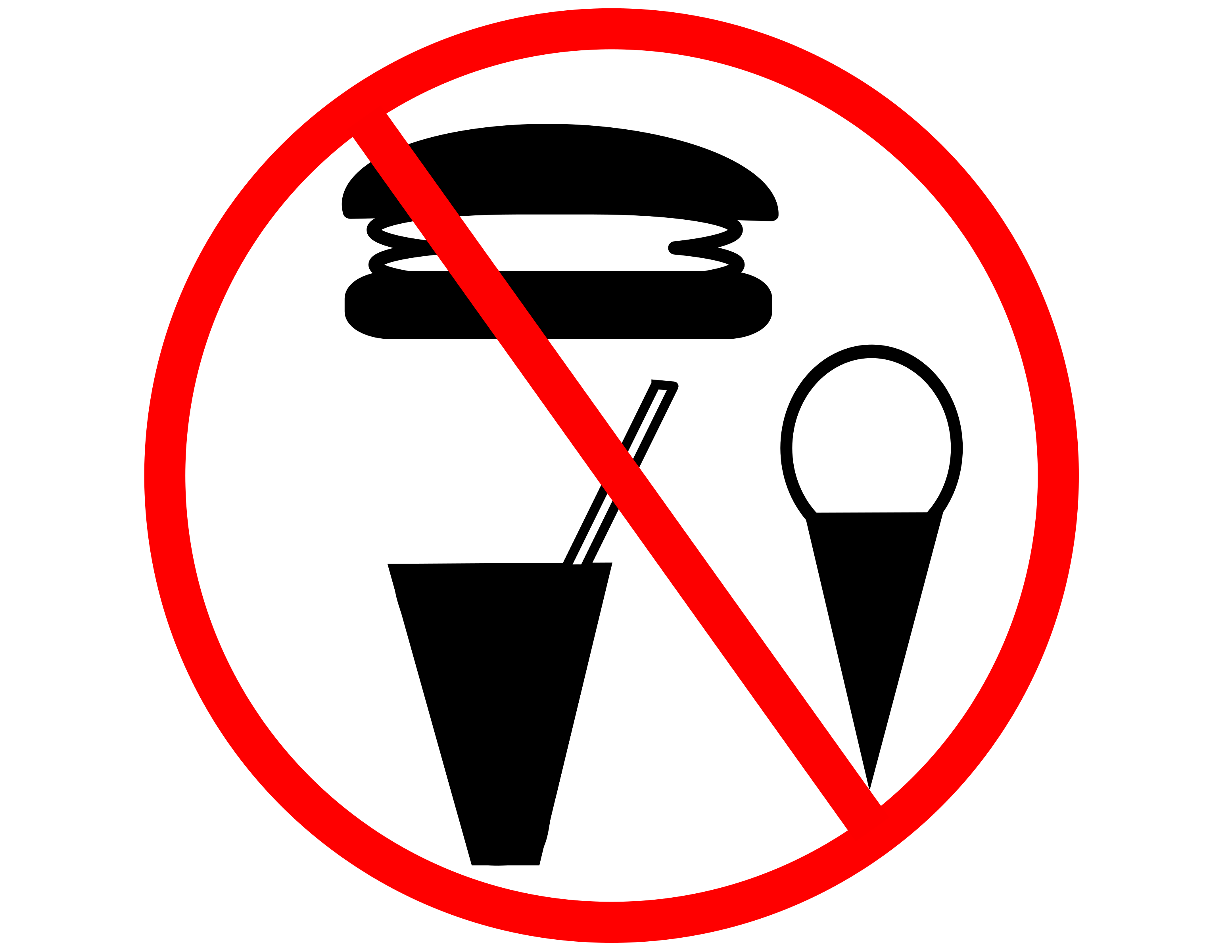 No food png. Allowed icons free and