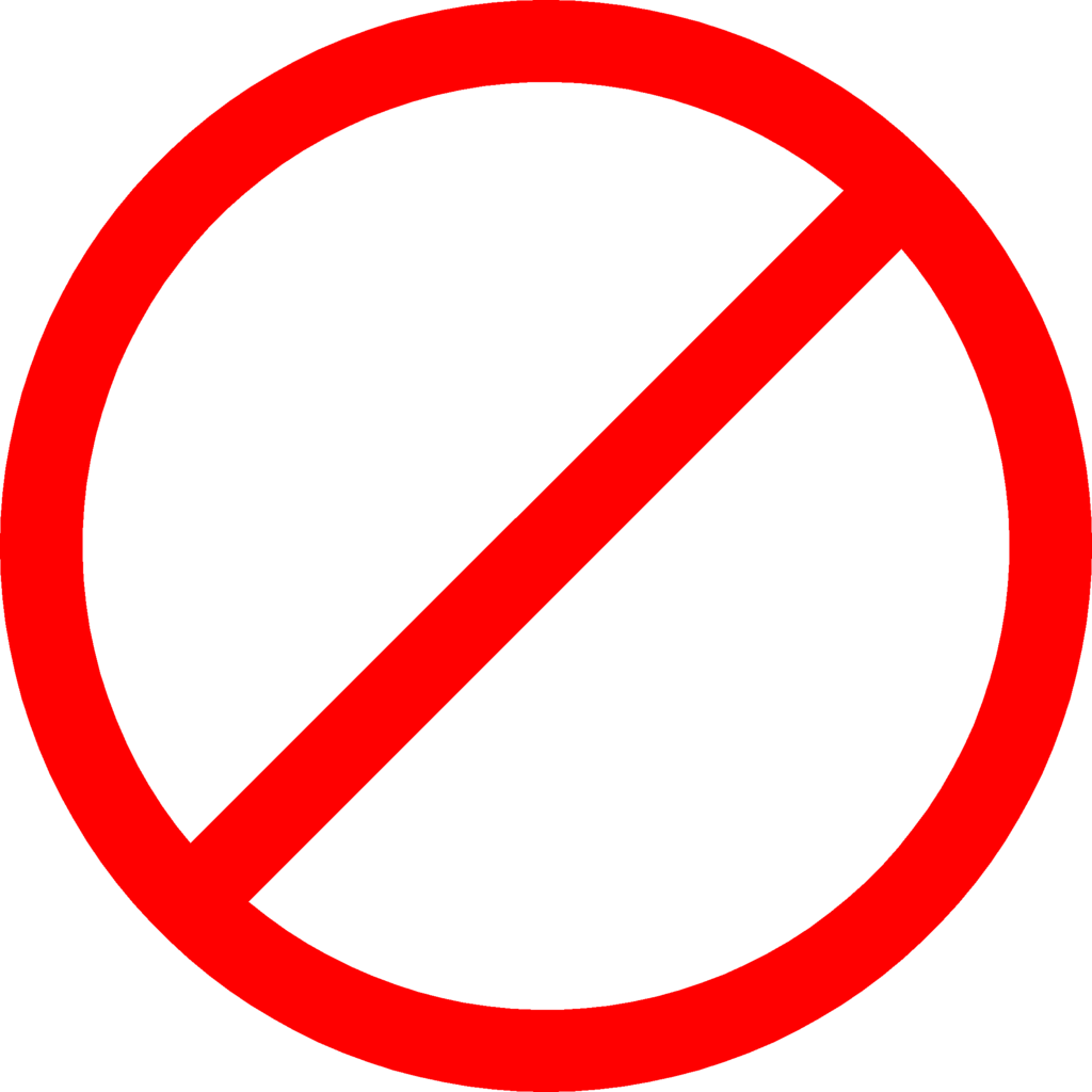 No logo png. Smoking alt by gruberv