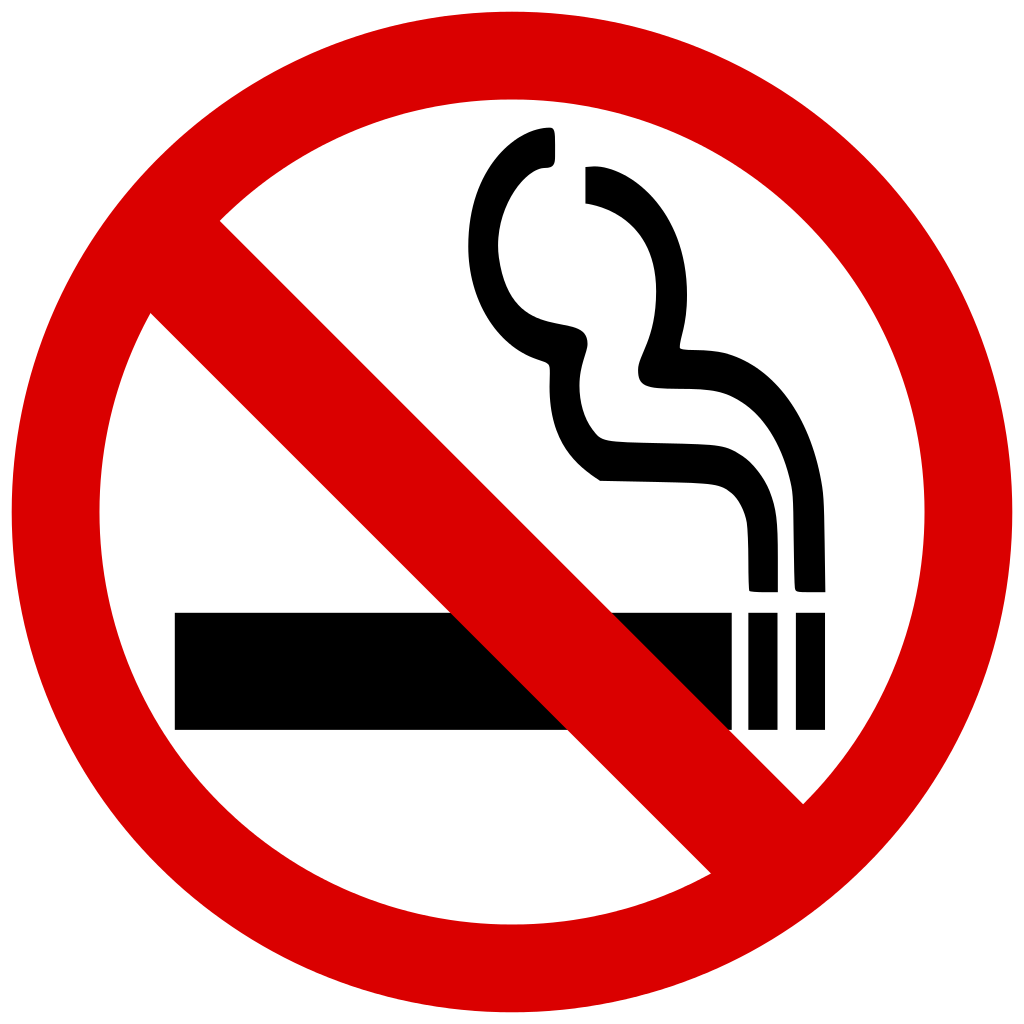 No logo png. File smoking symbol svg