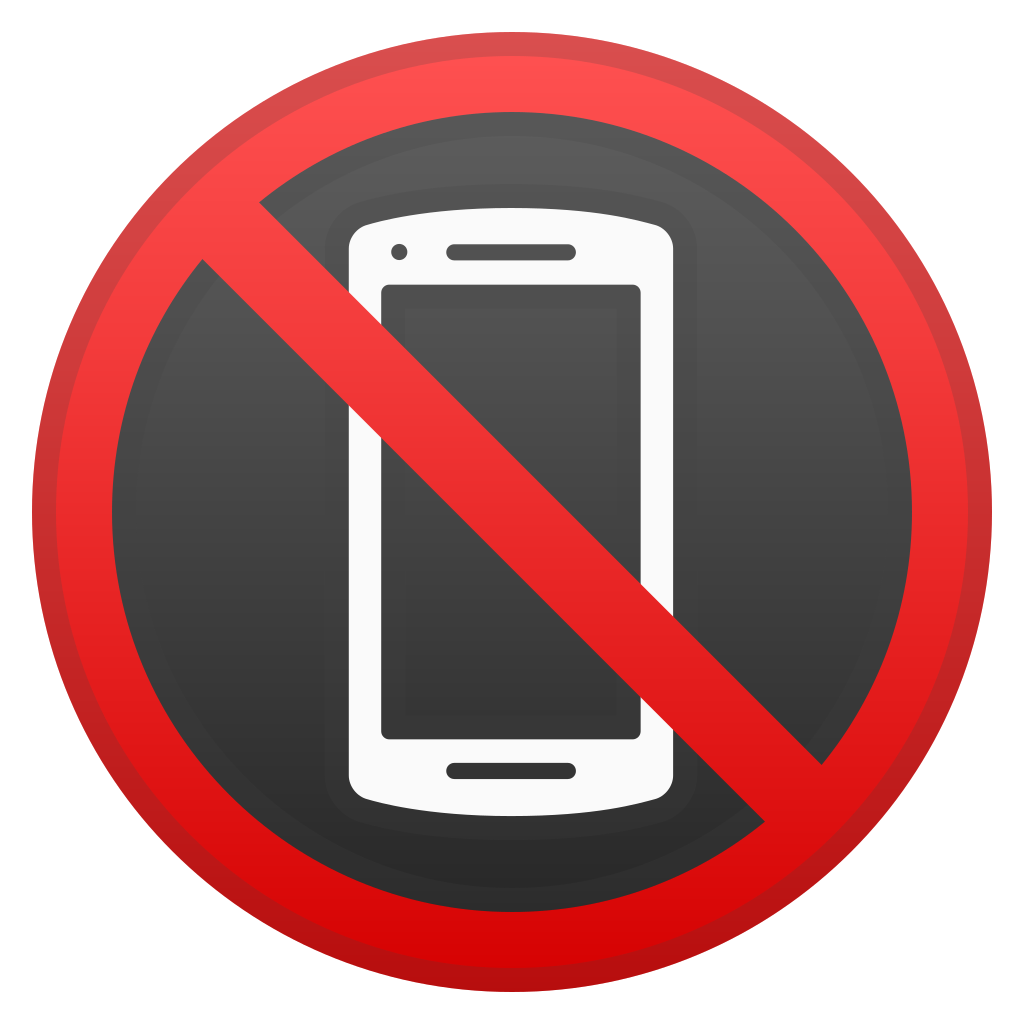 No phone png. Mobile phones icon noto