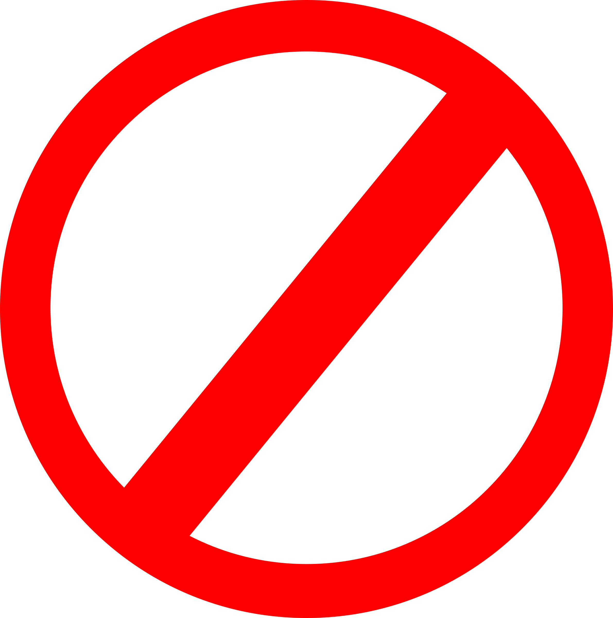 No! png clipart. No sign icons free