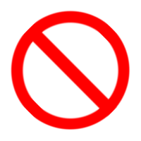 No! png transparent. File no sign wikipedia