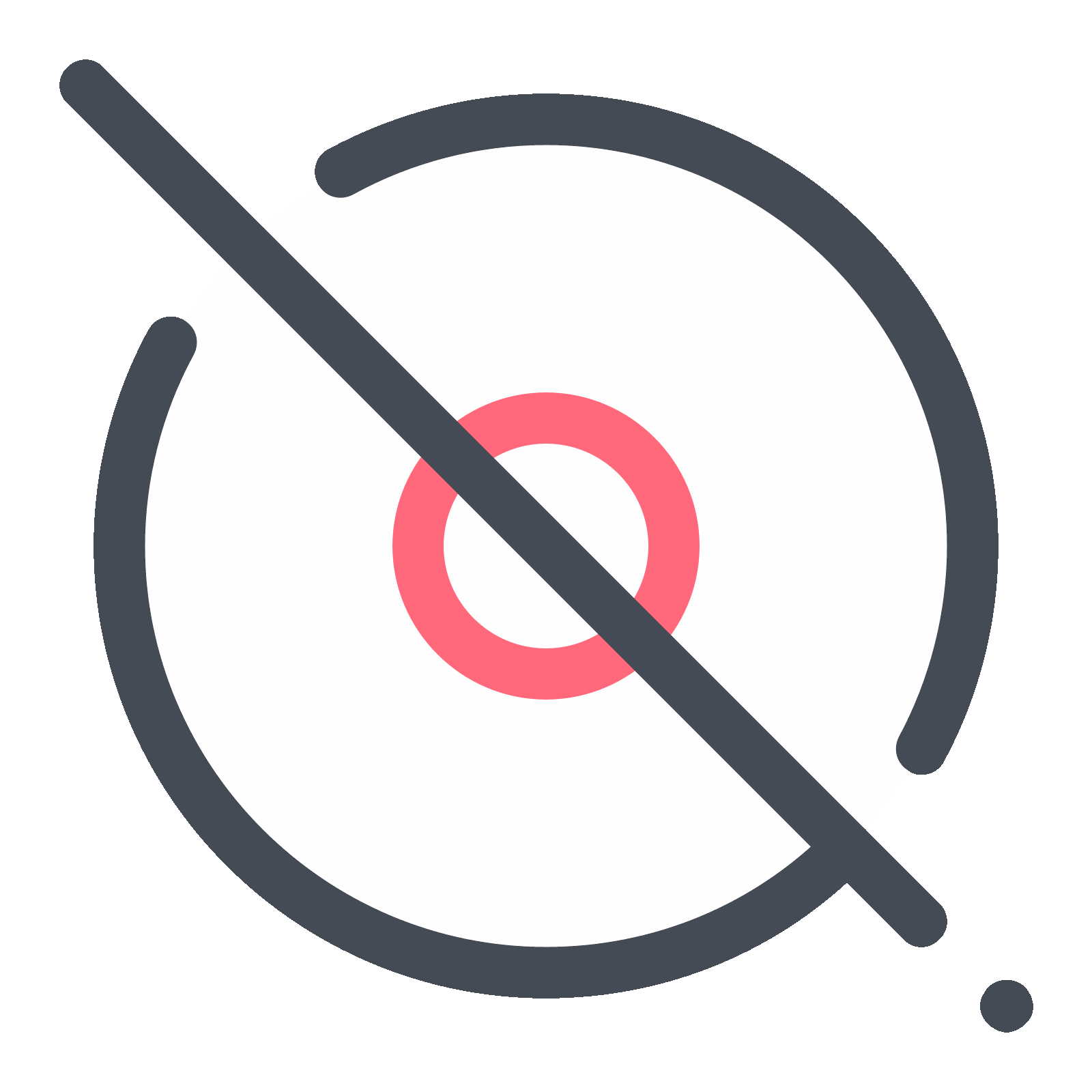 No recording png. Record icon free download