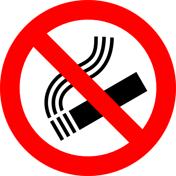 No smoking sign png. In house transparentpng