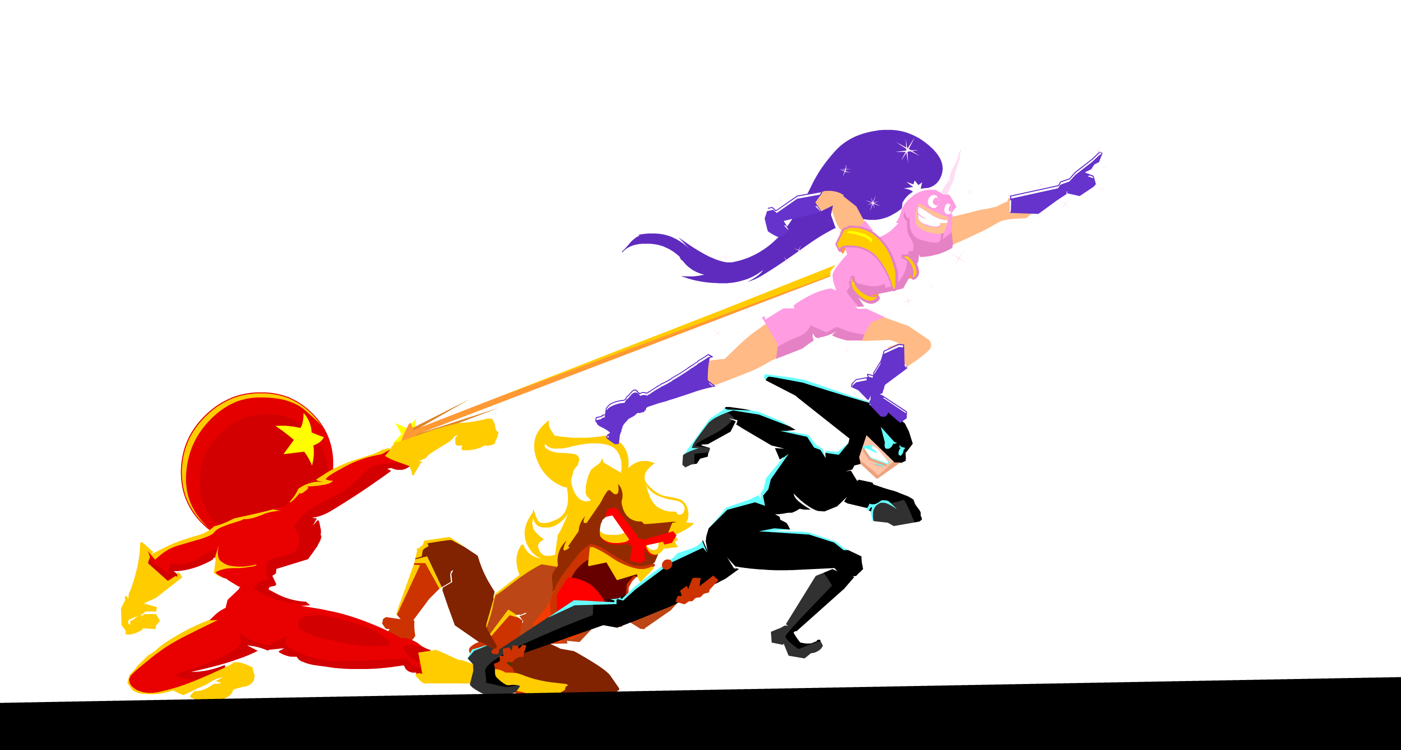 Speedrunners video game tinybuild. No time to explain logo png image transparent stock