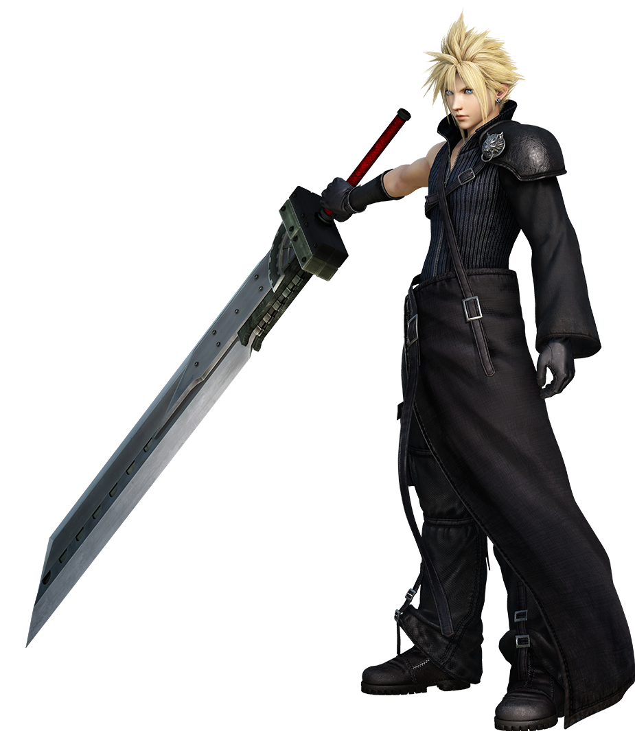Noctis transparent cloud strife. Cloudy wolf final fantasy