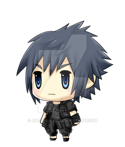 Noctis transparent kingdom hearts. Pin by sun moon