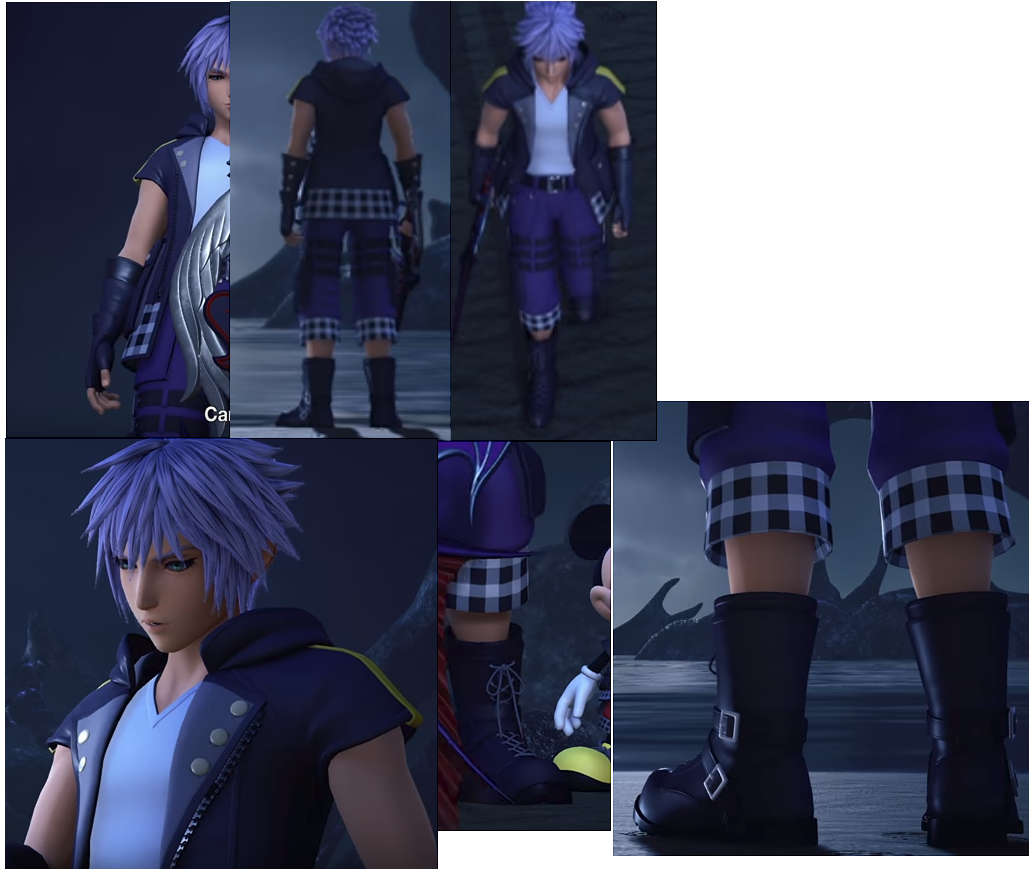 Noctis transparent kingdom hearts. Why does his fashion
