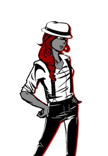 Noir drawing neo. Deliverance gxg demo available