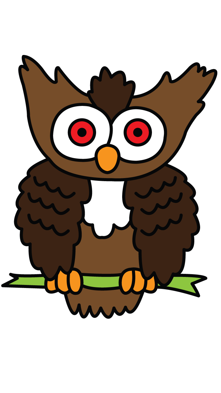 Noir drawing owl. To draw http drawingmanuals
