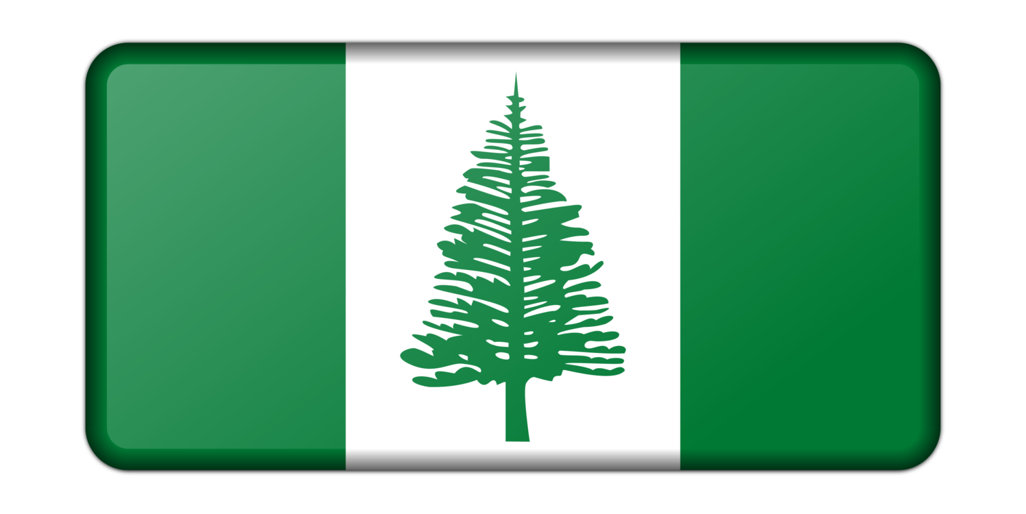 Pine drawing norfolk island. Flag of free commercial