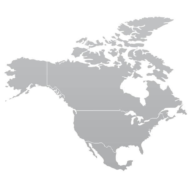 North america continent png.