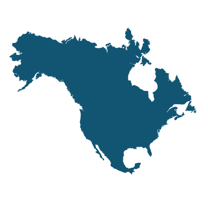 North america map png. Transparent images all clipart