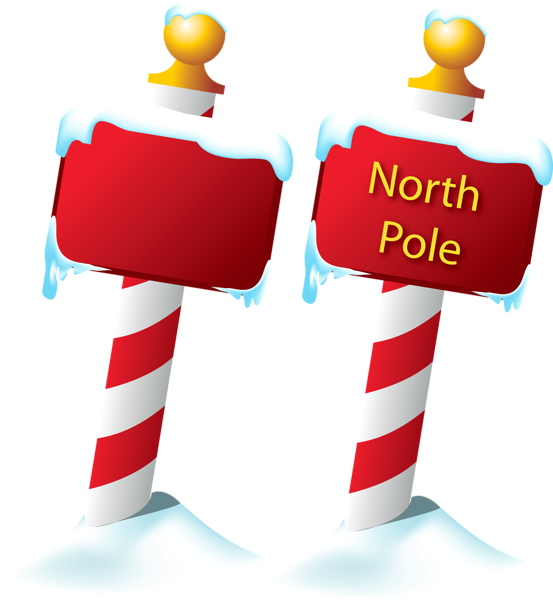 North pole clipart sign post. Pin by reba gibbons