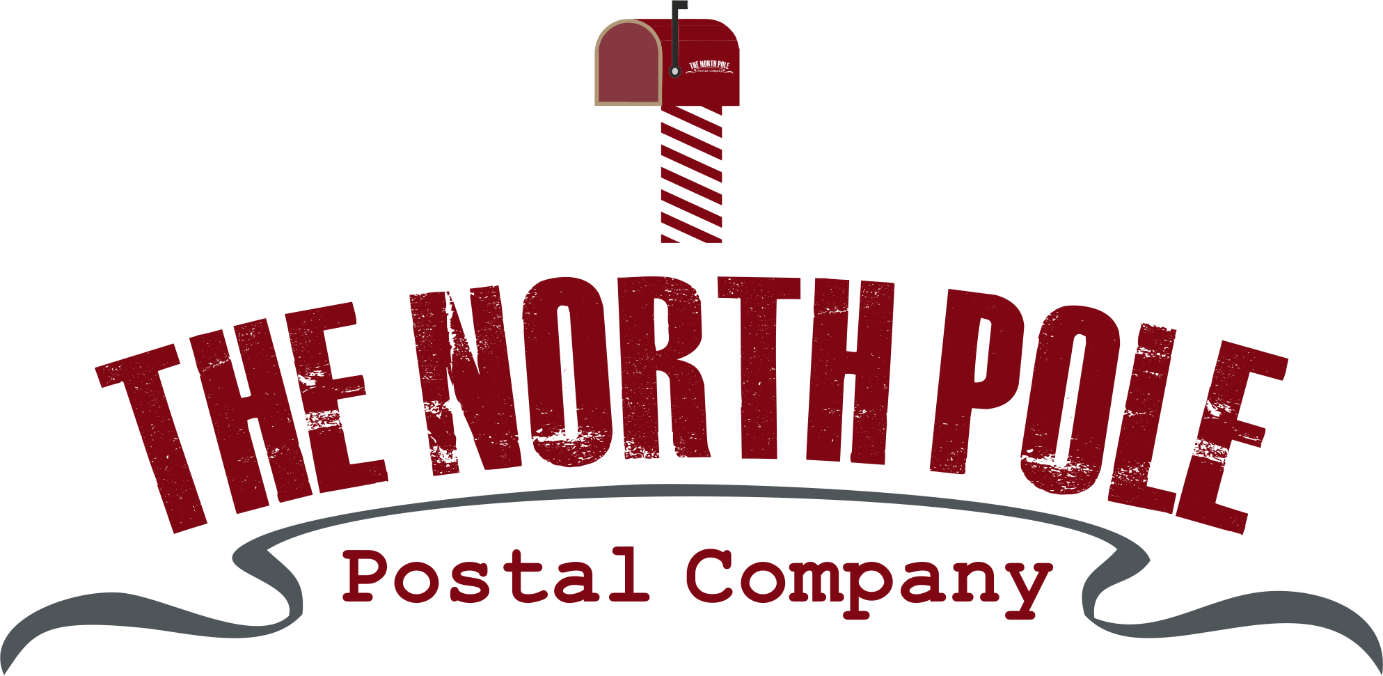 North pole stamp png. Updates the postal company