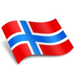 Norway flag png. Icon download not a