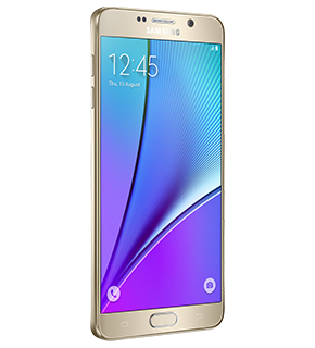 Samsung drawing galaxy note 5. The official site angled