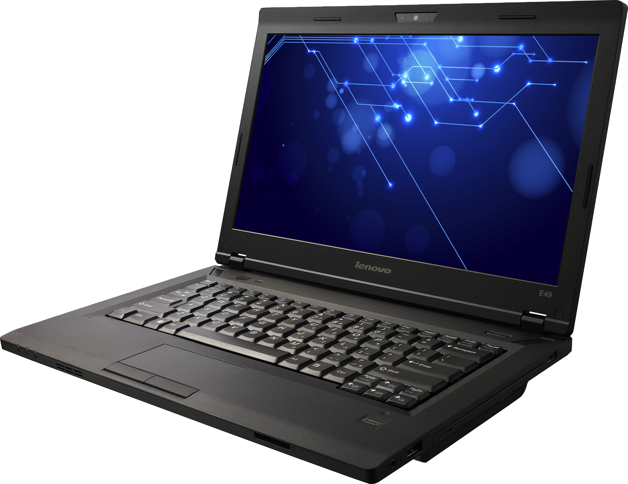 Laptop png image. Notebook