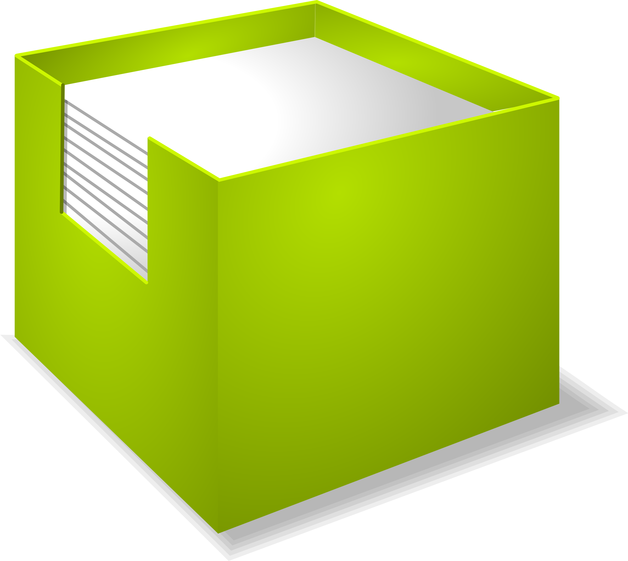 Note box png. Clipart notebox big image