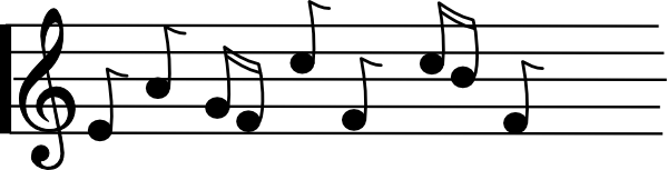 Note clipart music staff. Notes on panda free