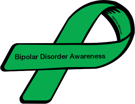 Note clipart positive note. Bipolar disorder is no