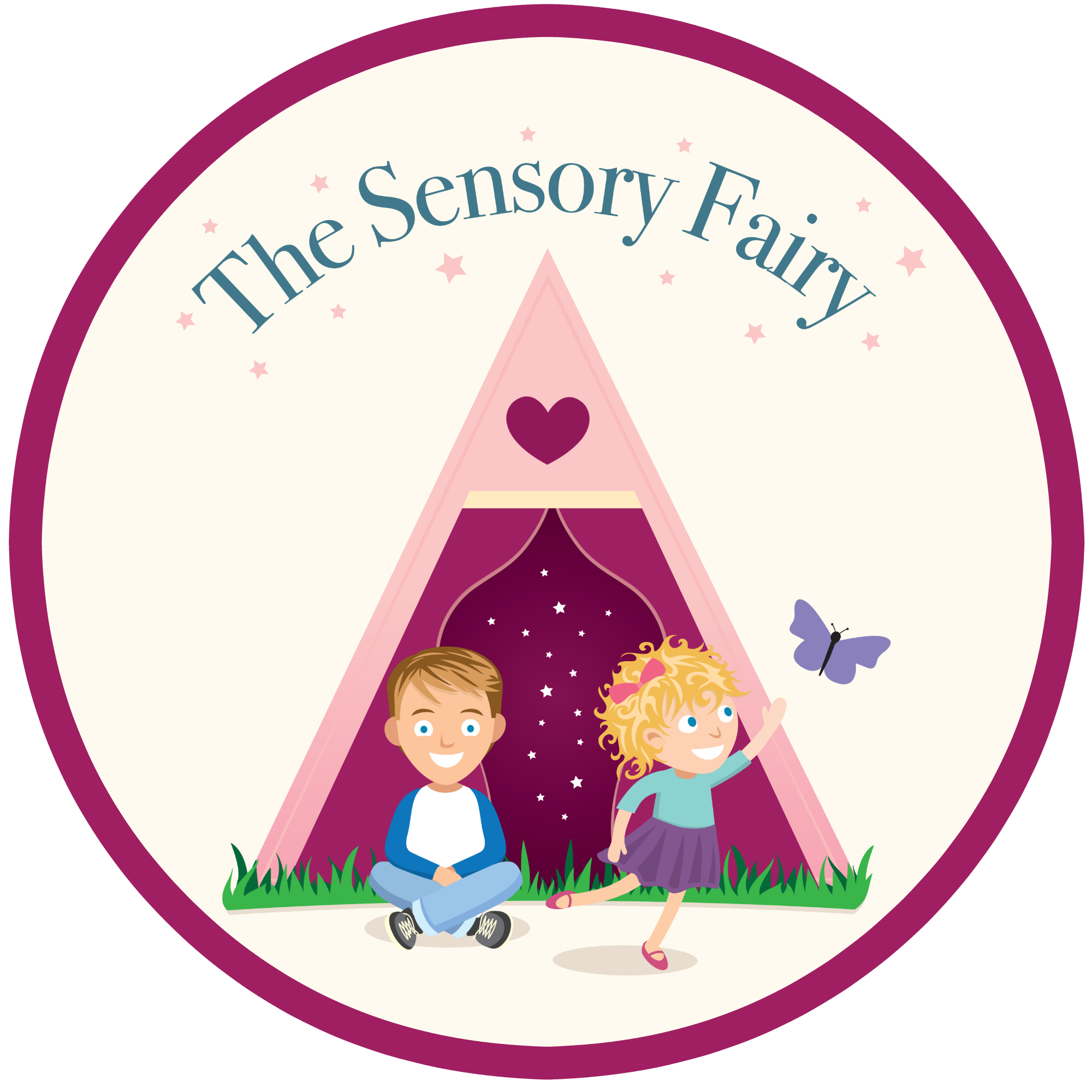 Note clipart positive note. The sensory fairy on