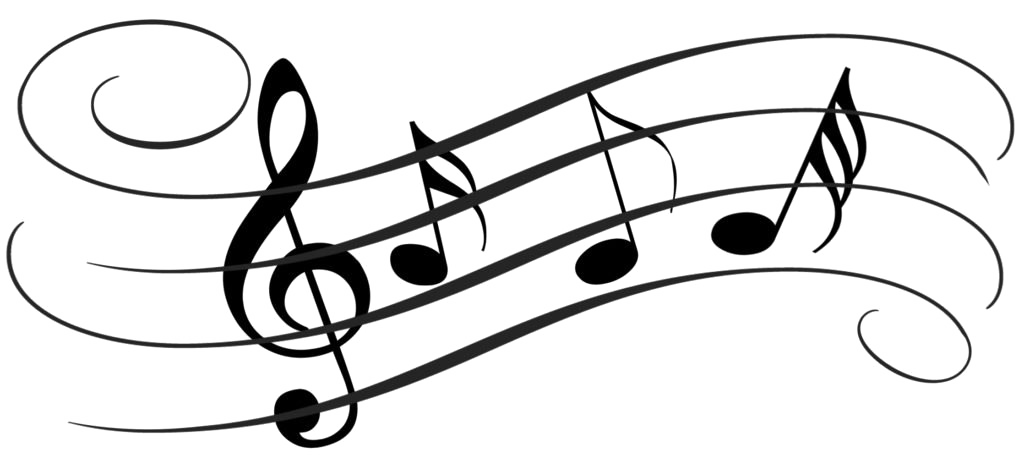 music notes background png