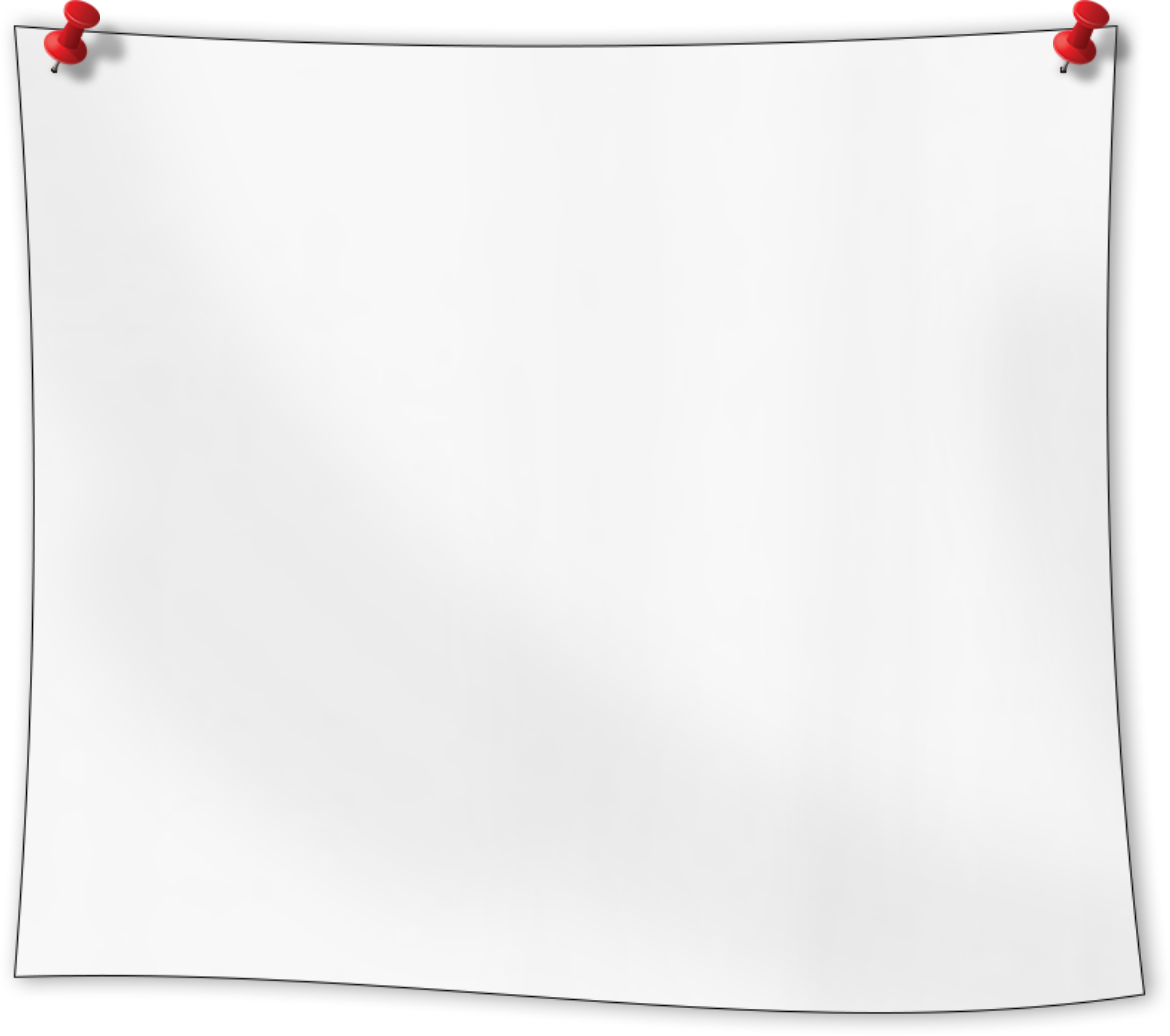 Note paper png. Pinned icons free and