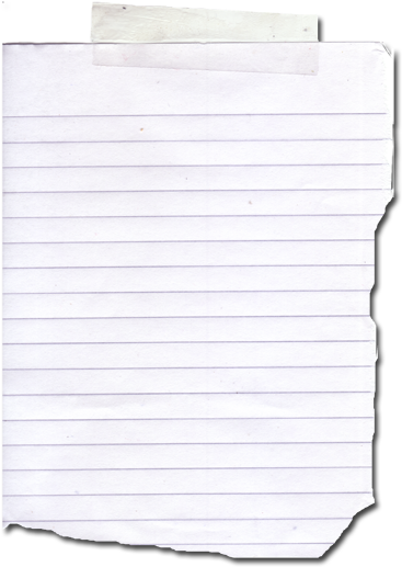 Note paper png. Download image transparent x