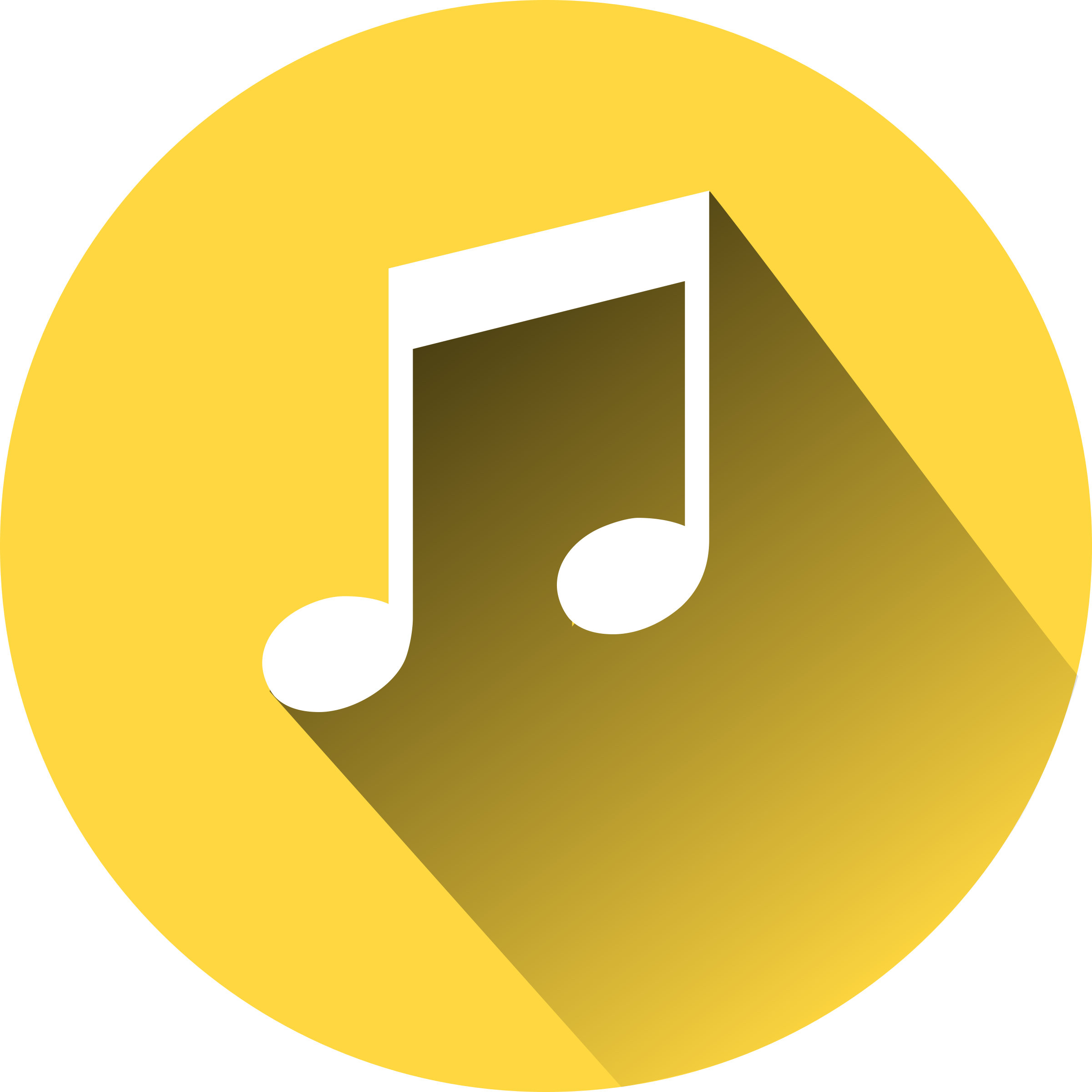 Music not png. Note on yellow cyrcle