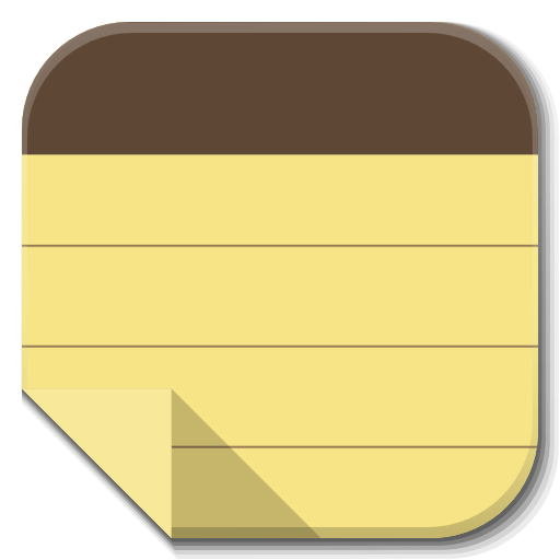 Taking notes png. Apps note app icon