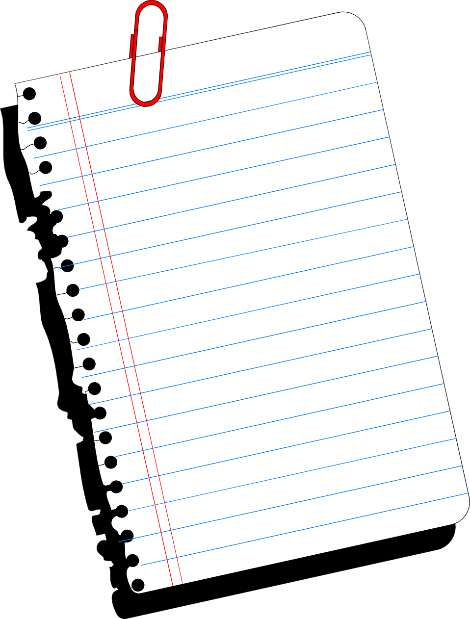 Note paper png. Free stock photo illustration