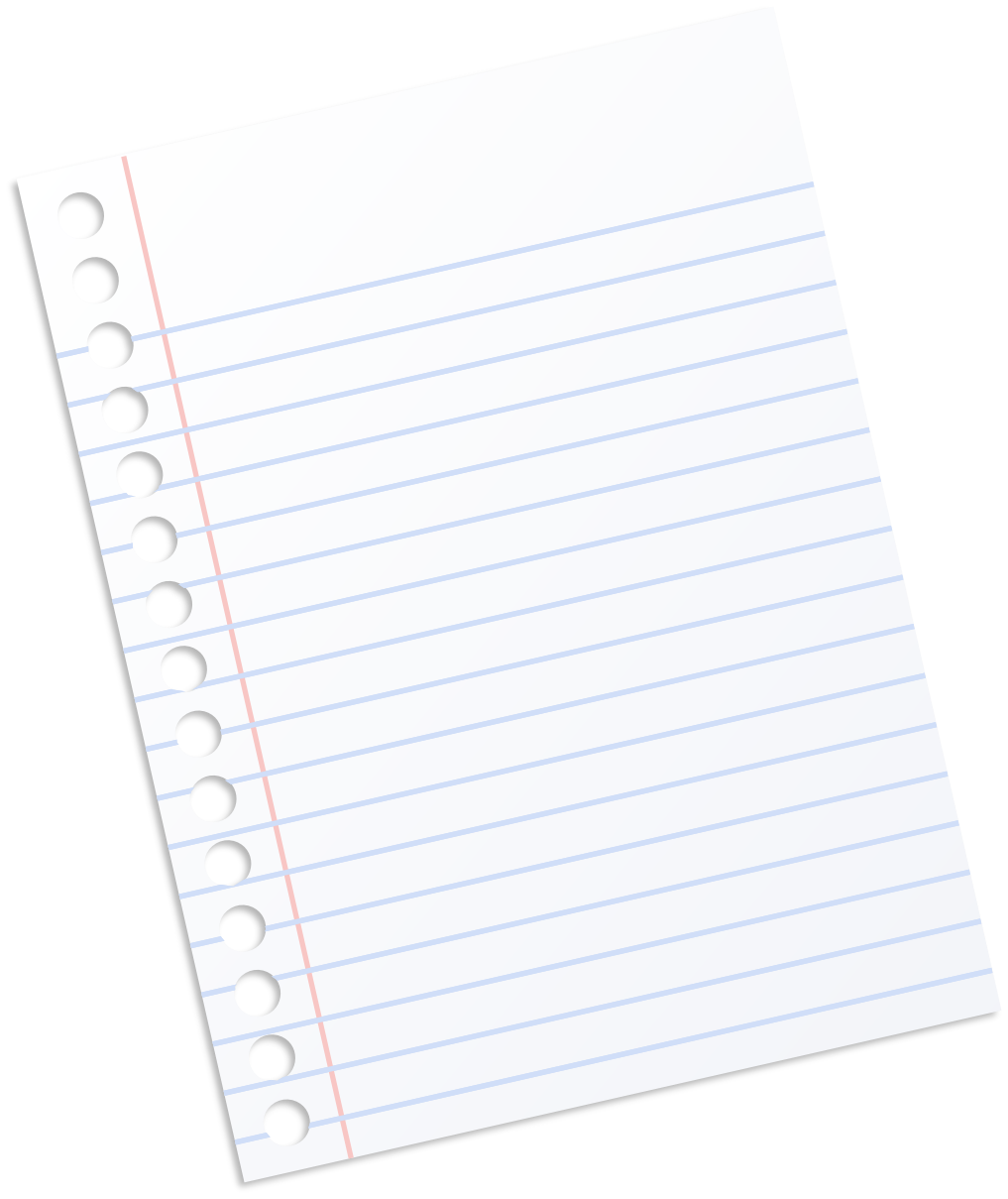 Notebook paper torn png. Material line transprent free