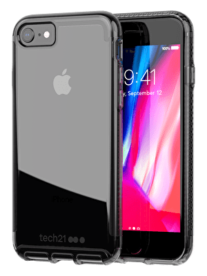 Notebook transparent clear cover. Iphone cases tech pure