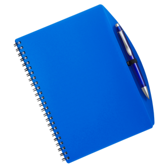 Notebook transparent file. Png image without background
