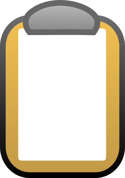 note paper with paperclip png