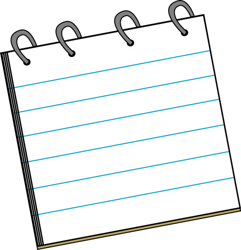 note pad png