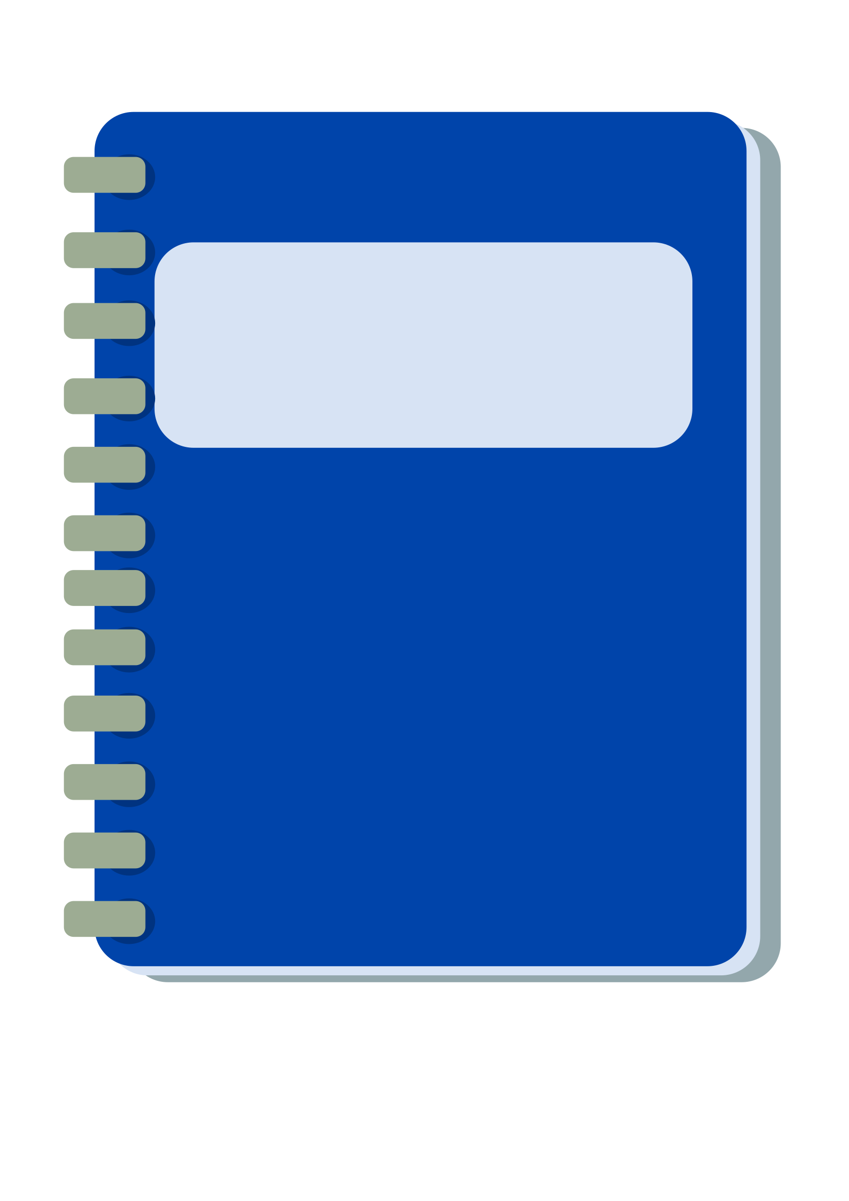 Notepad clipart diary pen. Huge freebie download