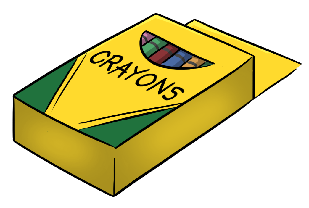 Crayons transparent animated. Free cliparts download clip