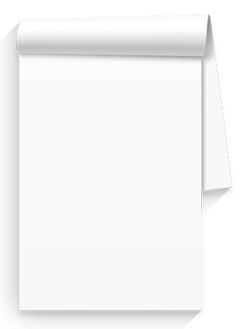 Notepad png. Shakerstore