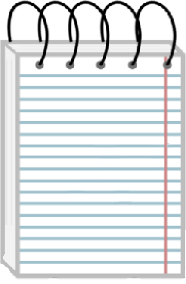 Notepad png. Image body object redundancy