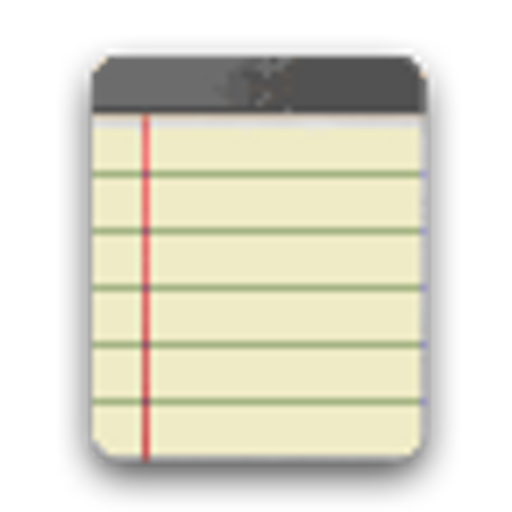 Notepad simple png. Inkpad for notes amazon