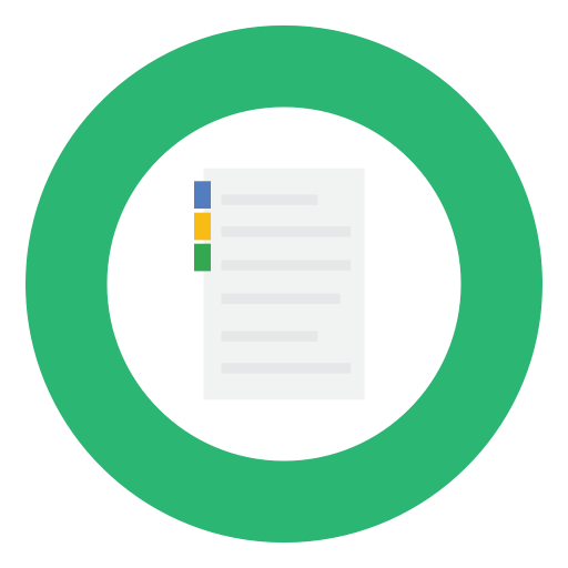 Notepad transparent png. Icons for free green